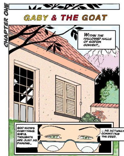 [Barroso] Gaby The Goat [English]