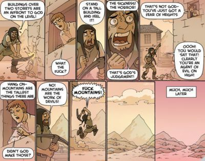 [Trudy Cooper] Oglaf [Ongoing] - part 24
