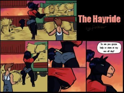 [Farkhan] The Hayride