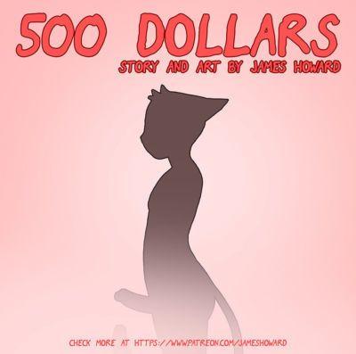[jameshoward] $500 Bonus