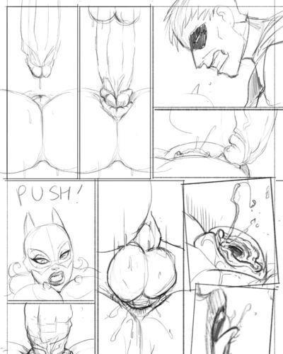 [DevilHS] Ruined Gotham: Batgirl loves Robin - part 2