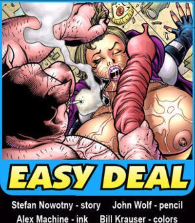 [John Wolf] Susan Steel & Porkum: Easy Deal [Ongoing] [English]