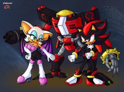 [Bladetigerx & Runhurd] Shadow of Love (Sonic The Hedgehog)