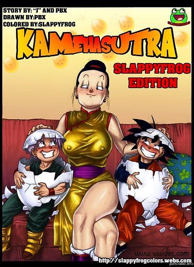 PBX- Kamehasutra- SF Edition