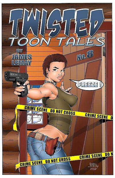 Twisted Toon Tales No. 8 -9- James Lemay