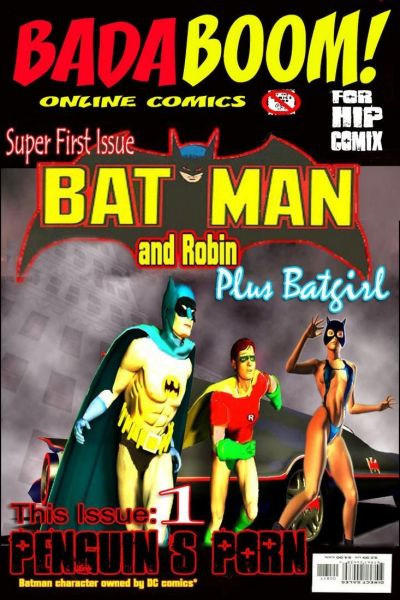 バットマン - ロビン 1
