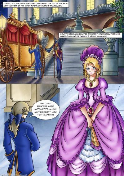 señora Vampiro 1