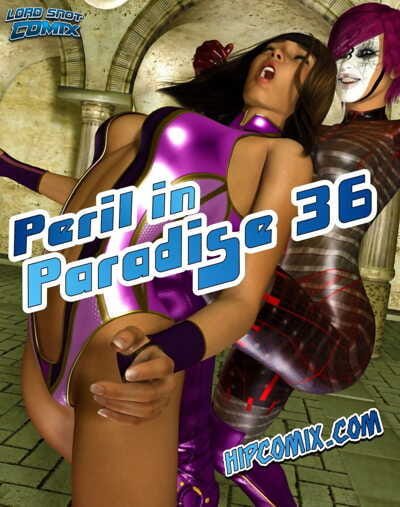 Hipcomix- Lord Snot – Peril In Paradise 36