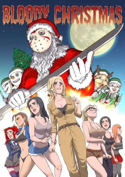 Torn-s- Bloody Christmas