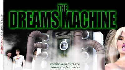 VipCaptions- The Dreams Machine