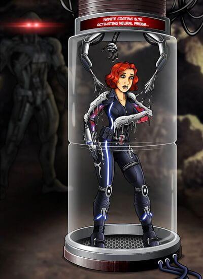 Black Widow - Agent Of Ultron