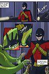 [Rainbow Flyer] A Growing Problem (Batman)