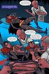 [Tijuana Bible Scholar] Batgirl\'s In Deep (Batman)